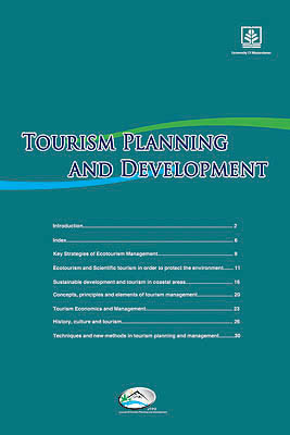 Journal of Tourism Planning and Development
